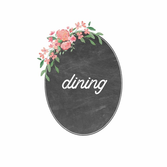 Dining items